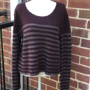Madewell Cropped Sweater Sizer XL